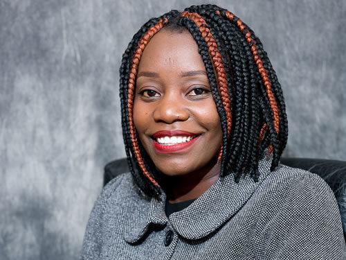 Mrs Primrose Tsapayi