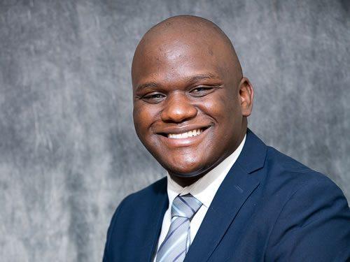 Mr Ngonidzashe Mugandiwa
